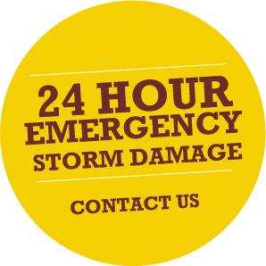 24 Hour Emergency Storm Damage